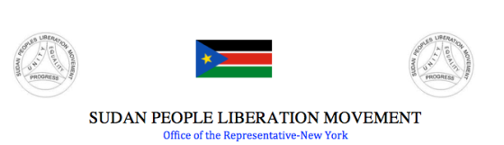 SPLM-New York