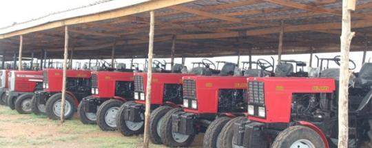 Funds for the 1000 tractors recently imported at the initiative of President Salva Kiir are not found in the government budget for the current fiscal year.