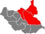 Upper Nile, the oil rich region of South Sudan(Photo: file)