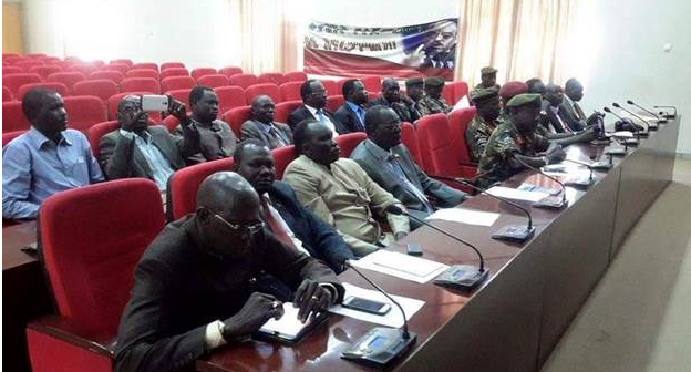 Juba delegation to meeting Gambela delegation in Ethiopia to discuss border issues and its used by SPLM-IO(Photo: File)