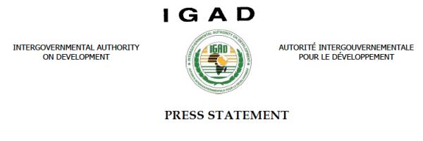 IGAD Logo