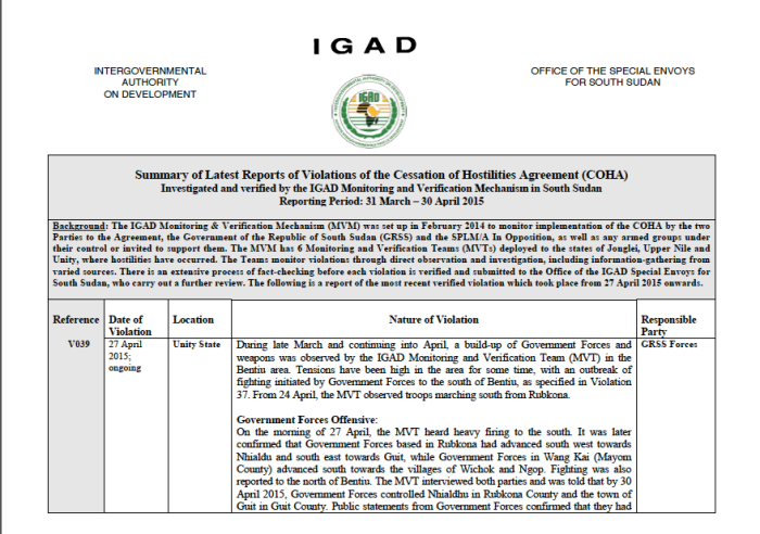 IGAD March00 2015