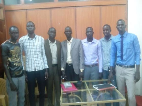 latjor new leadership in Kenya