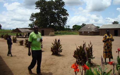 A government health facility compound in Mundri, Western Equatoria state, South Sudan(Photo: file)