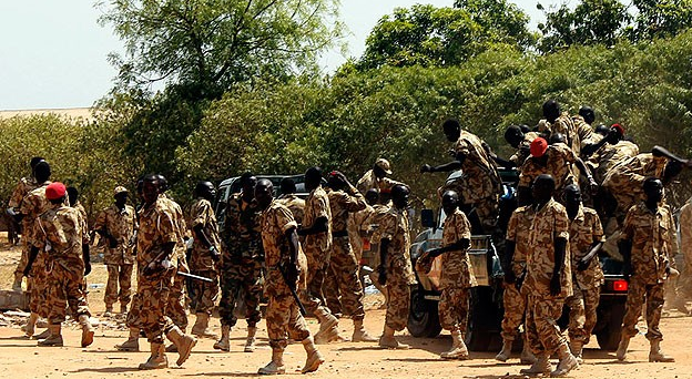 SPLA-Juba government troops planning new military offensives in Malakal to push back the Opposition forces in the area(Photo: file)