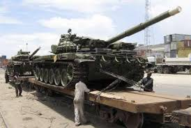 South Sudan's army is building up its tank numbers at a time when tension is growing over a faltering peace deal with the north, the journal Jane's Defence ...
