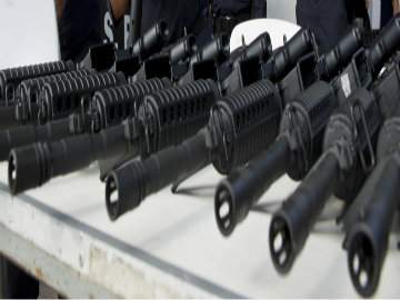 Weapons bought by South Sudan from Israeli government