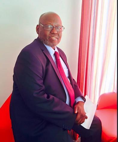 Ambassador Dr. Justin Ambago Ramba, the SPLM representative to UK and Northern Ireland(Photo: supplied/Nyamilepedia)