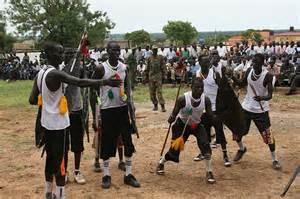 Gawaar dancers