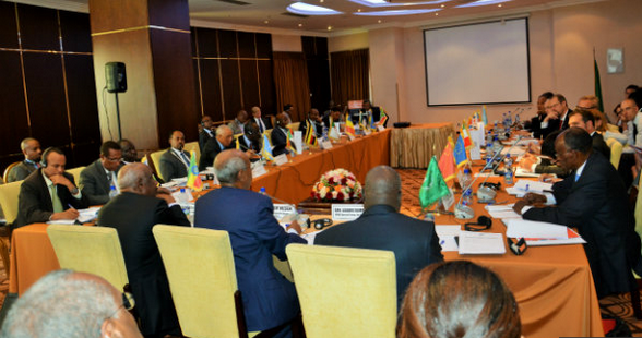 IGAD-PLUS in deliberation over South Sudan document in Addis Ababa