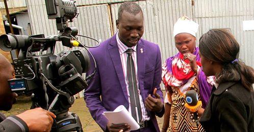 Peace Ambassador Gatwech Koak Nyuon