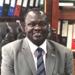 Dr. Riek Machar Teny, the Chairman and Commander in Chief of SPLM/SPLA(Photo: file)