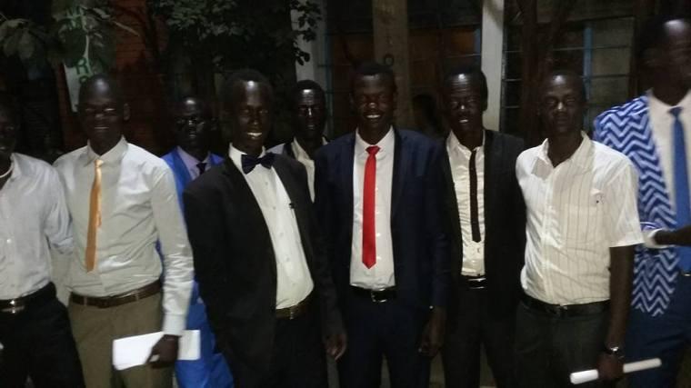 New leadership of Phou Community in Kenya(Photo: supplied)