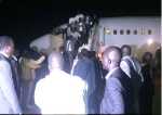 Leaders of SPLM/SPLA in Opposition arrives in Juba after two of brutal fighting in various parts of the country(Photo: file)