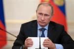 Vladmir Put, President of Russia.