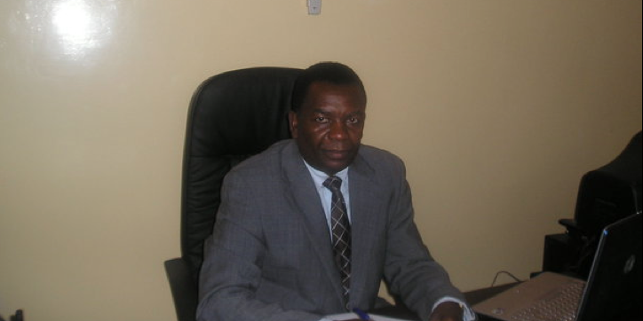 Charles Kisanga, the provisional chairman of arrows boys(Photo: profile)