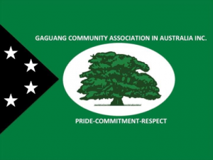 Gaguang Community Association In Australia Inc