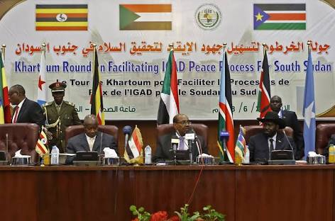The Threats to Khartoum peace agreement