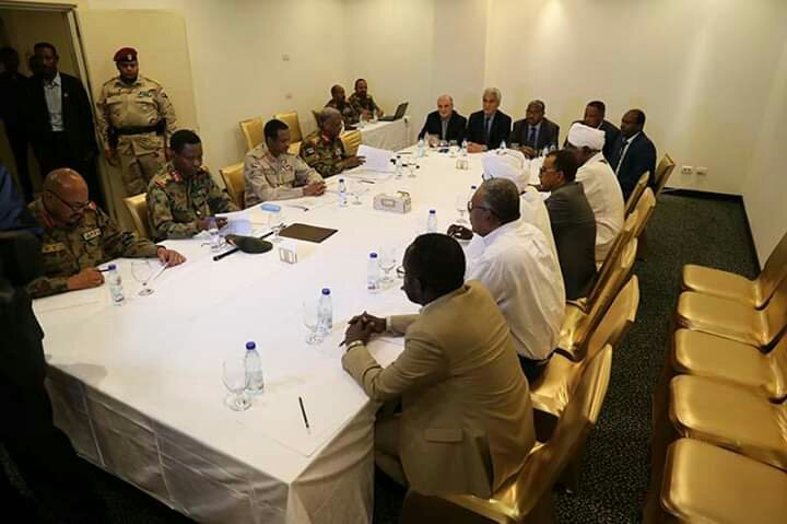 Sudan's military, opposition reach preliminary deal on interim gov't
