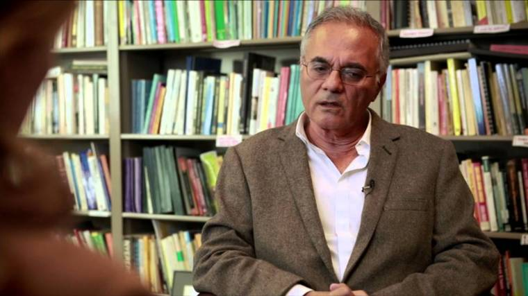 Professor Mahmood Mamdani discussing the African wars from within, children and conflict(Photo credit: Youtube/Nyamilepedia)