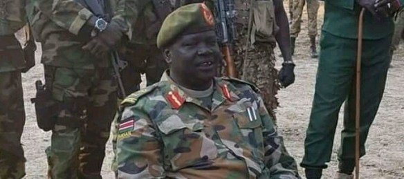 South Sudan army chief threatening military judges to announce anti-Buay verdict