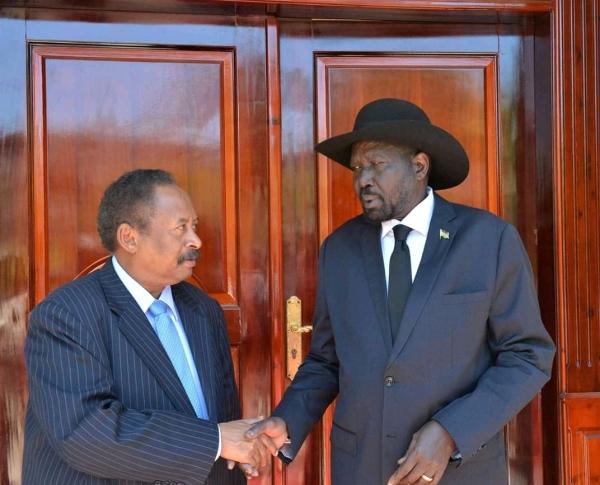 Sudan and Sudan leaders