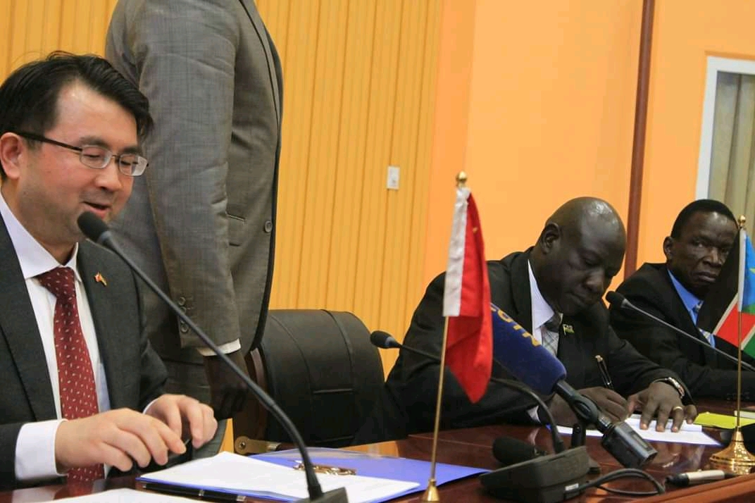 Chinese government denies granting $ 600 million loan to South Sudan
