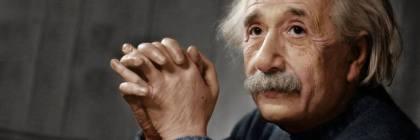 Albert Einstein passed away on April 18, 1955. (Photo: Courtesy)